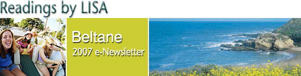 Beltane 2007 News