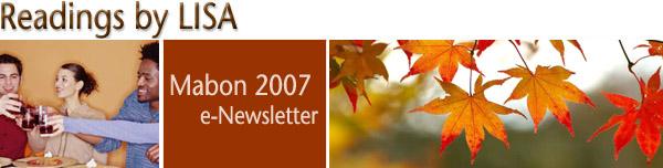 Mabon 2007 News