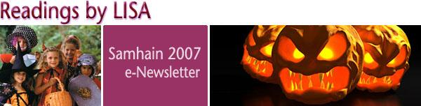 Samhain 2007 News